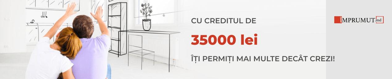 credit de consum pana la 35000 lei