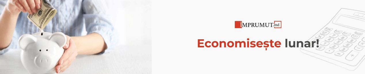 Refinantarea pentru economie Imprumut.md